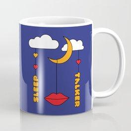 Sleep Talker Coffee Mug
