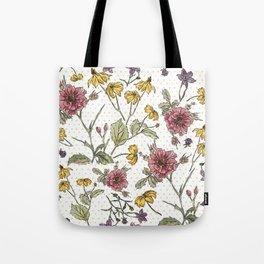 Primavera tardía Tote Bag