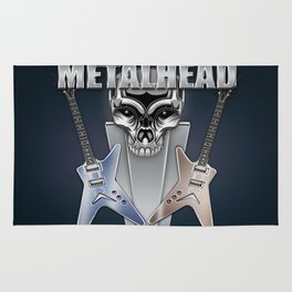Metalhead Rug