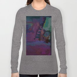 Ladder to No Where Long Sleeve T-shirt