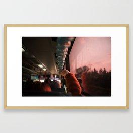 Bus 701 Framed Art Print