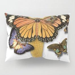 BUTTERFLIES ICE CREAM Pillow Sham