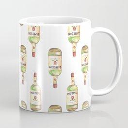 jameson bottle pattern Coffee Mug