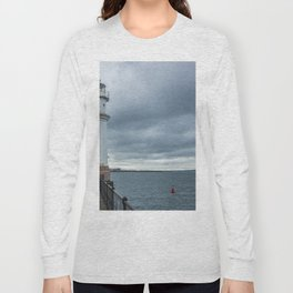 Light Tower in Edingburgh Long Sleeve T-shirt