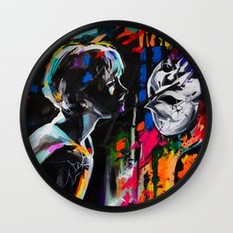 Oneness Wall Clock