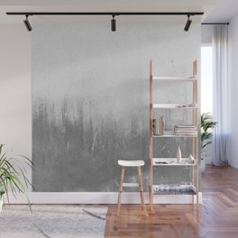 Faded Concrete Wall Mural