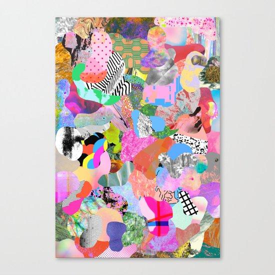 End of Daze Canvas Print