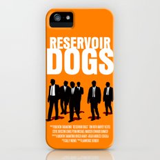 Reservoir Dogs Movie Poster Slim Case iPhone (5, 5s)