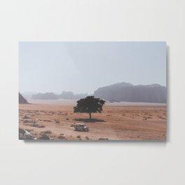 Wadi Rum II Metal Print