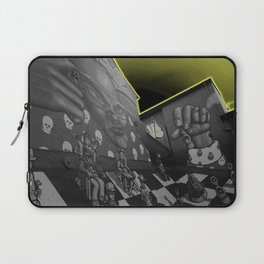 Hip hop Chess Wall Laptop Sleeve