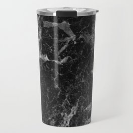 Campari - black marble Travel Mug