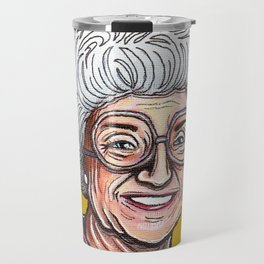 Sophia Petrillo - Estelle Getty Travel Mug