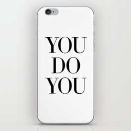 You iPhone Skin