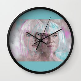 Sia - Maddie Wall Clock