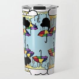 Umbrella, Ella, Ella, A, A, A Travel Mug