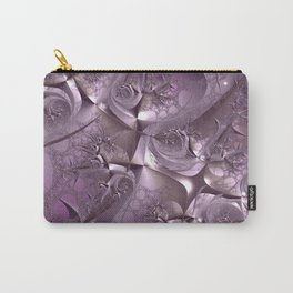 Cool Romance - Eternal love in the universe of fractals Carry-All Pouch