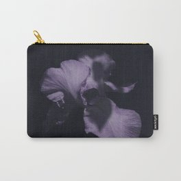Flower in the Dark Carry-All Pouch