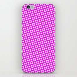 PINK DOT - SMALL - iPhone Skin
