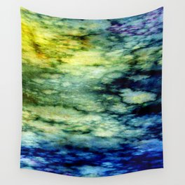 Twilight Cenote 3 Wall Tapestry