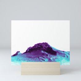LOST TIME MOUNTAIN Mini Art Print