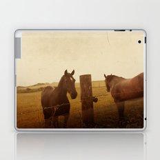 Horse whisper Laptop & iPad Skin
