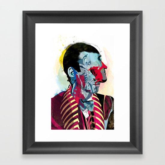 51113 Framed Art Print