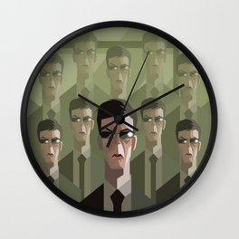 agent clones duplicates Wall Clock