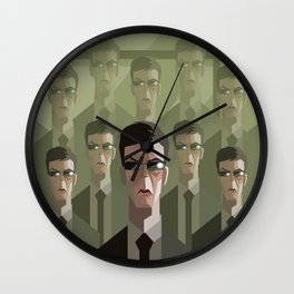 agent clones duplicates Wall Clock