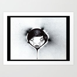 Life and These Lips Art Print