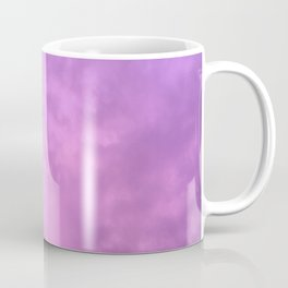 purple sky Coffee Mug