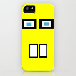 sponge bob iPhone Case