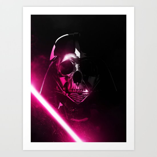 Who's your daddy Art Print