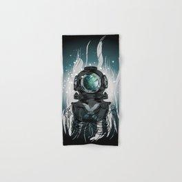 Deep Space Diver Hand & Bath Towel