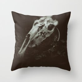 The First Chariot Throw Pillow