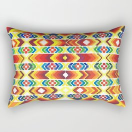 American Southwest Stlye Rectangular Pillow