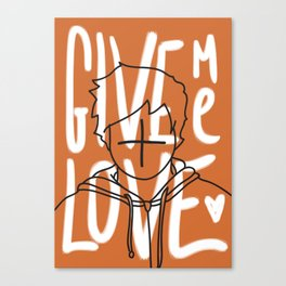 PLUS Canvas Print