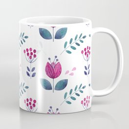 Flory Coffee Mug