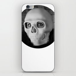 I want your skullz iPhone Skin