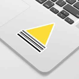 Code Yellow 002 Sticker