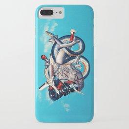Heart of Illuminati iPhone Case