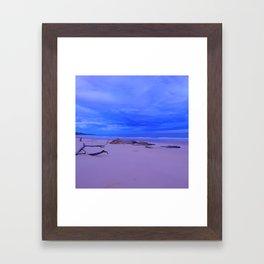 Before the Storm on the Kimberley Coast Framed Art Print