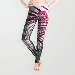 The jungle vol 1 Leggings