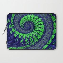 Seahawks Spiral Laptop Sleeve