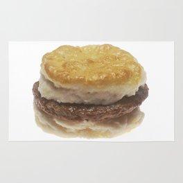 Sausage Biscuit Rug