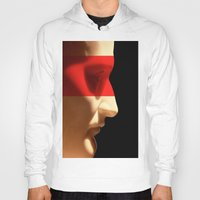 napoleon Hoodies featuring Silent Napoleon by Xbird