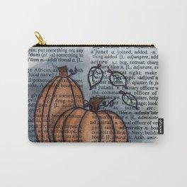 Pumpkin Pals Carry-All Pouch