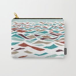 Sea Recollection Carry-All Pouch