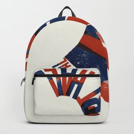 The Royal Albert Hall Poster Backpack