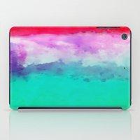 hawaiian iPad Cases featuring Hawaiian Sunset by Pamela Kummerle