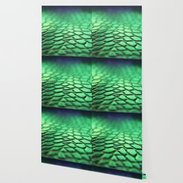 Green Scales Wallpaper